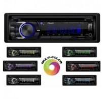 FX-367 felix Ράδιο-CD/ΜP3 με Fix Panel