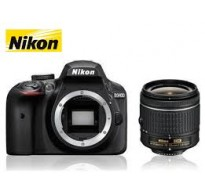 Nikon D3400 DSLR Camera with AF-P DX NIKKOR 18-55mm f/3.5-5.6G VR Lense Kit+ΔΩΡΟ ΘΗΚΗ NIKON
