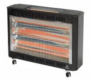 ΗΛΕΚΤΡΙΚΗ ΣΟΜΠΑ ΖΕΥΣ 2700 watt Με θερμοστάτη και 4 διακόπτες ORIGINAL ΖΕΥΣ