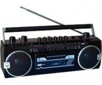 RCR-3025EBTBK Roadstar φορητό ραδιοκασετόφωνο